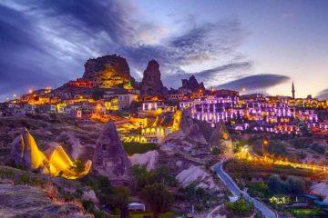 Экскурсия по ночной Каппадокии - Программа тура - Цена и Отзывы