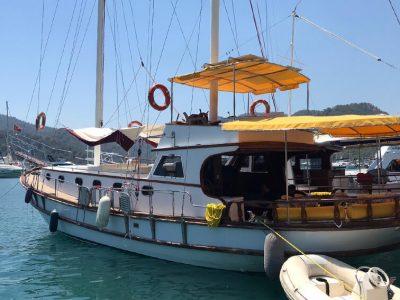 Индивидуальная Яхта в Гёчек – 1