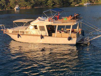 Индивидуальная Яхта в Гёчек – 2