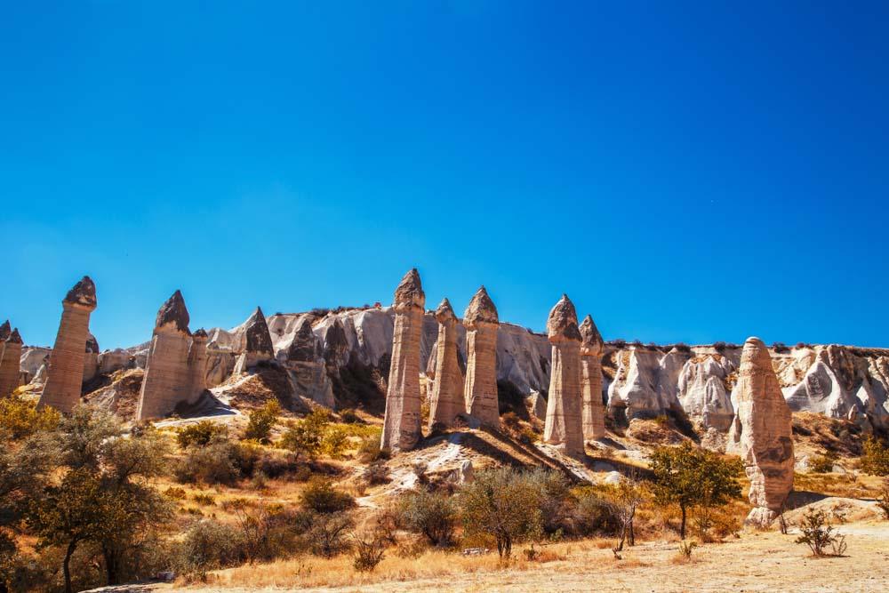 Каппадокия на 3 дня из Алании - Программа тура - Цена и Отзывы