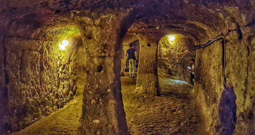 Синий Тур в Каппадокии - Описание экскурсии - Фото и Отзывы