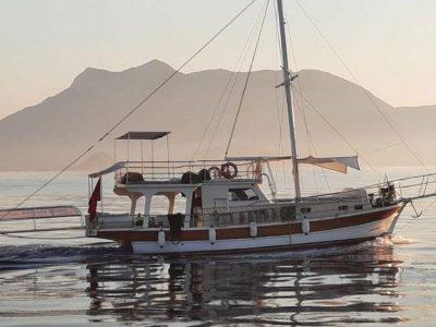Индивидуальная Яхта в Мармарисе – 21