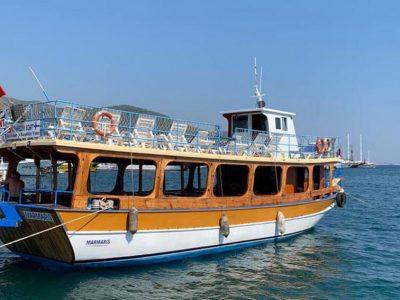 Индивидуальная Яхта в Мармарисе – 22
