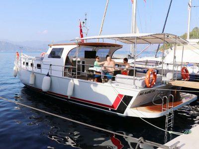 Индивидуальная Яхта в Мармарисе – 23
