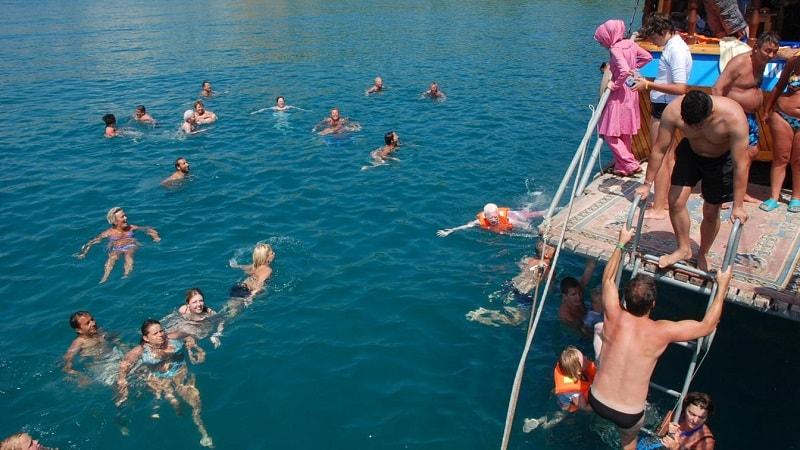 Остров Дельфинов в Сиде - Описание экскурсии - Цена и Отзывы