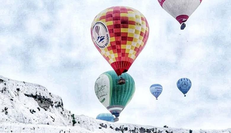 Полет на воздушном шаре из Кемера - Описание - Цена и Отзывы
