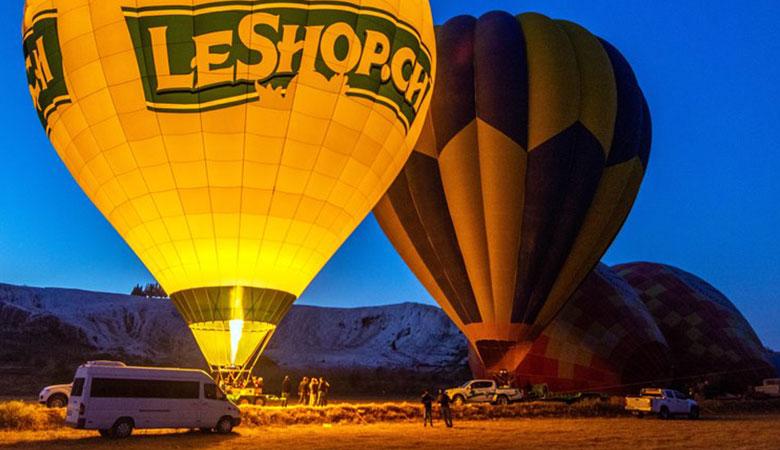 Полет на воздушном шаре из Анталии - Программа - Цена и Отзывы