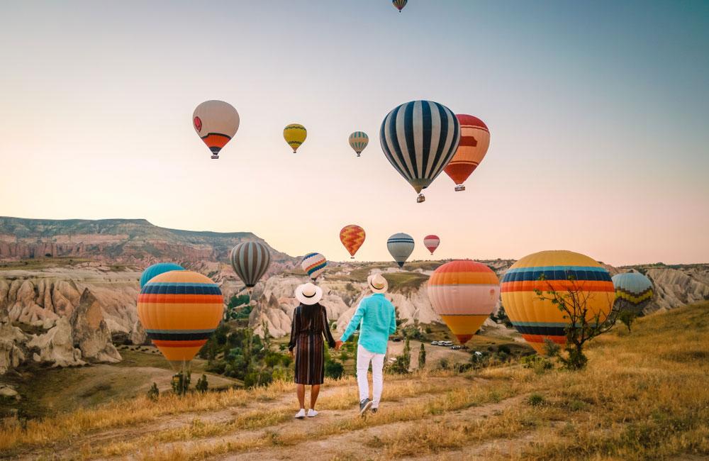 Экскурсия в Каппадокию из Анталии на самолете - Программа и Цена