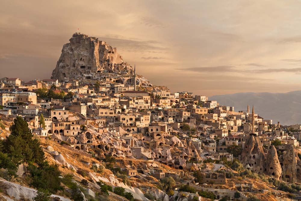 Экскурсия в Каппадокию из Сиде на самолете - Программа и Цена