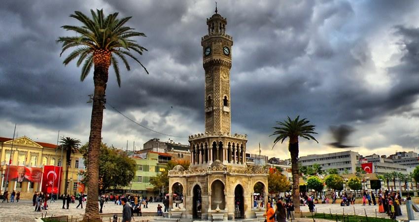 Обзорная экскурсия в Измире - Часовая башня - Крепость Кадифекале