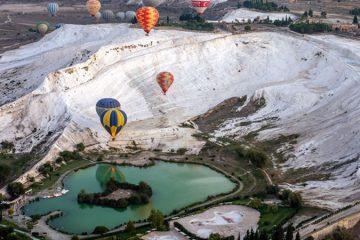 Полет на воздушном шаре из Белека - Программа - Цена и Отзывы