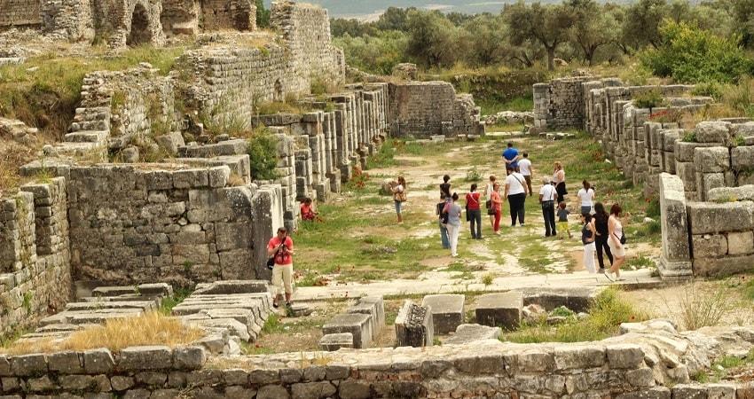 Древние города Приена, Милет, Дидим из Измира - Описание тура
