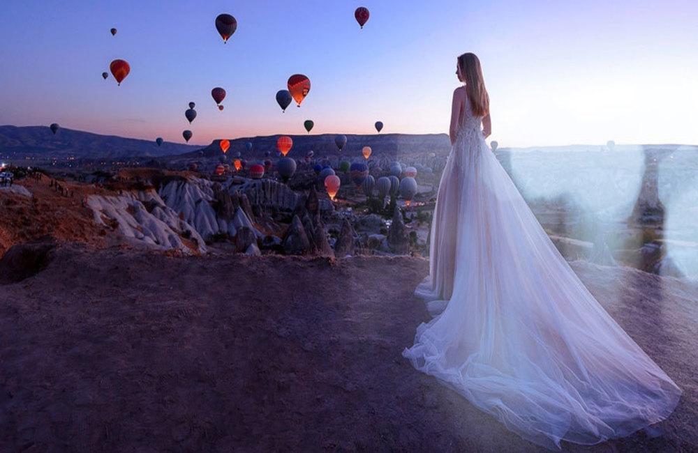 Аренда платьев в Каппадокии - Описание - Фото - Цена и Отзывы
