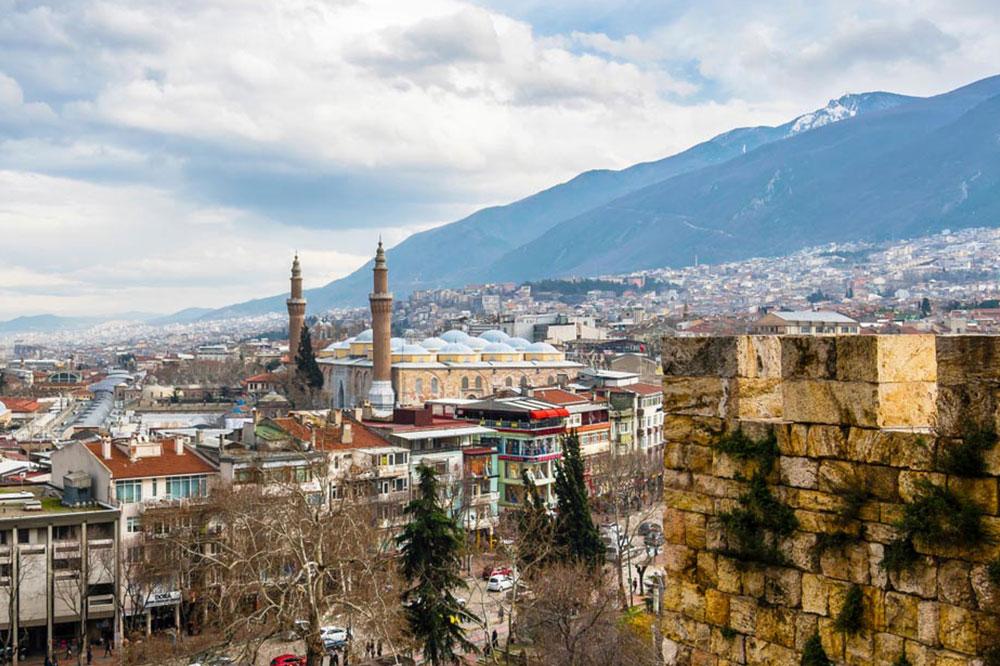 Экскурсия в Бурсу из Стамбула - Описание экскурсии - Цена и Отзывы