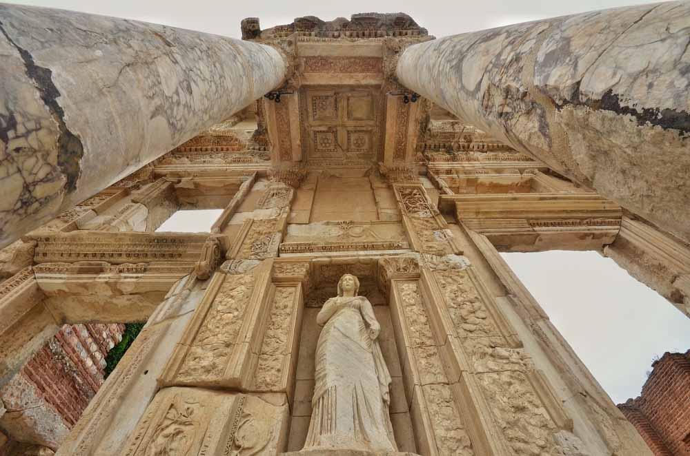 Экскурсия в Эфес из Измира - Описание тура - Фото и Цена