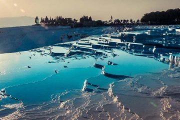 Экскурсия в Памуккале из Измира - Описание тура - Фото и Цена