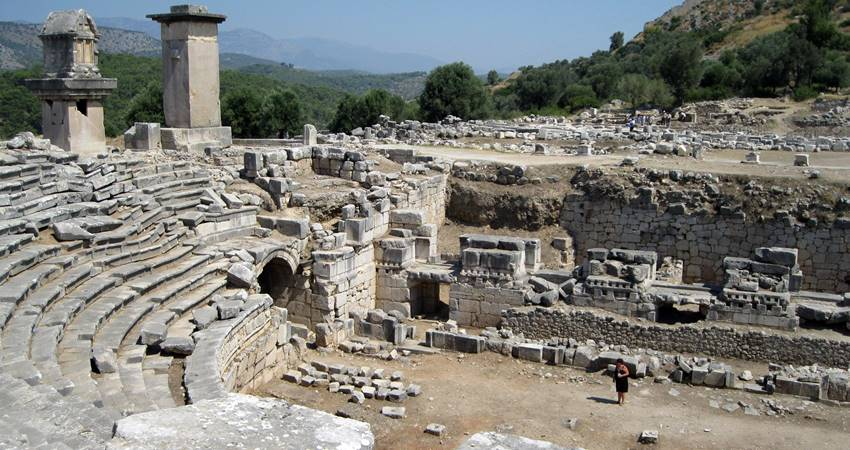 Экскурсия в Трою из Измира - Описание тура - Фото и Цена
