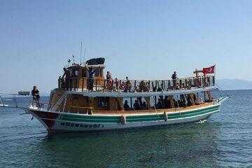 Морская прогулка в Измире - Описание тура - Фото и Цена