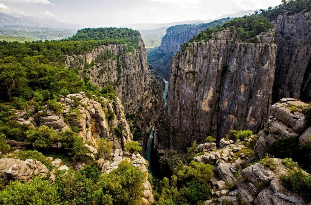 Экскурсия в каньон Тазы из Алании - Программа - Цена и Отзывы