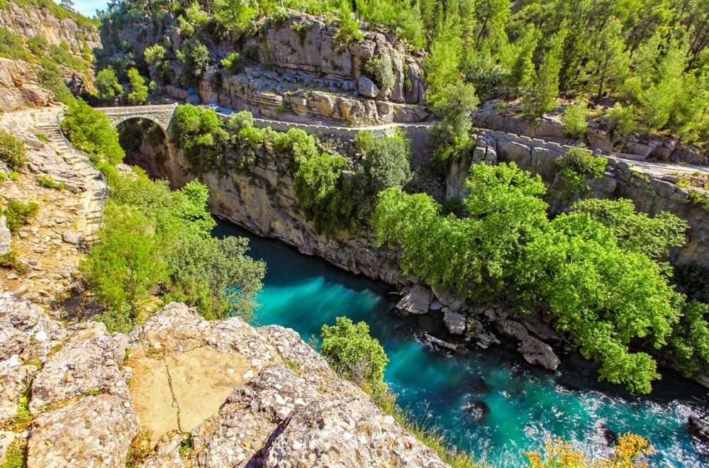 Экскурсия в каньон Тазы из Сиде - Программа - Цена и Отзывы