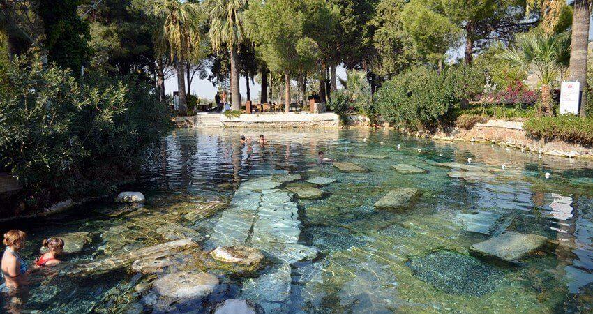 Озеро Салда из Белека - Памуккале и Твавертины - Цена и Отзывы